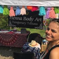 Henna Booth