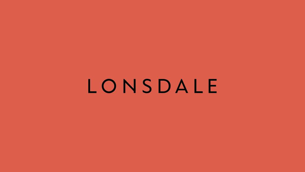 Showreel Lonsdale