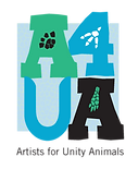 Artists for Unity Animals logo