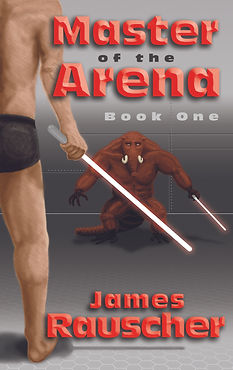 Master of the Arena book cover