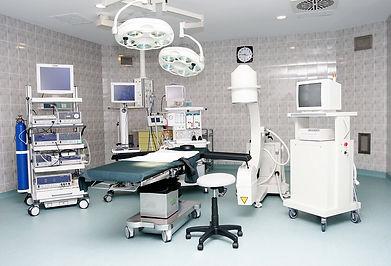 Перевести медицинское оборудование