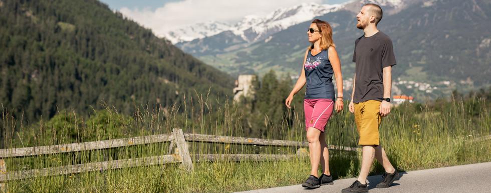 Sicher & sorgenfrei in den Bergsommer starten in der Naturpark- & Gletscherregion Kaunertal