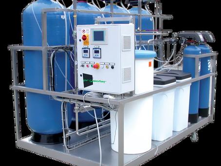 Tam Otomatik Su Yumuşatma Sistemleri