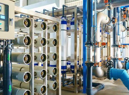Endüstriyel Su Arıtma Çözümleri