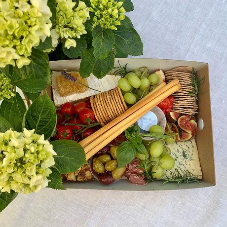 Boxed picnic