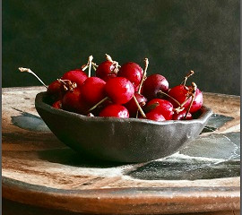 A Cheer for Cherries!