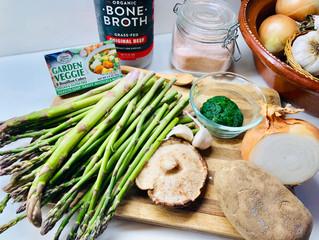 Asparagus Season: 2 recipes