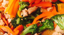 Recipe: Thai Chicken Red Curry