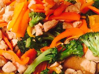 Recipe: Thai Chicken Red Curry