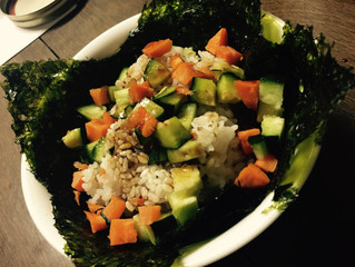 Recipe: Sushi Bowl