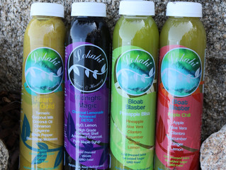 September Highlight: Lokahi Juice