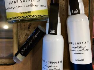 September Highlight: CBD Hemp Products