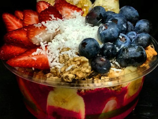 Pitaya Power Bowl