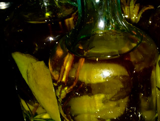 Recipe: Garlic Rosemary Infused Olive Oil