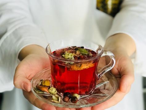 Terapide İkram Edilen ''Kış Çayı''