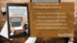 Entrepreneurial Artist's Media Kit Handb