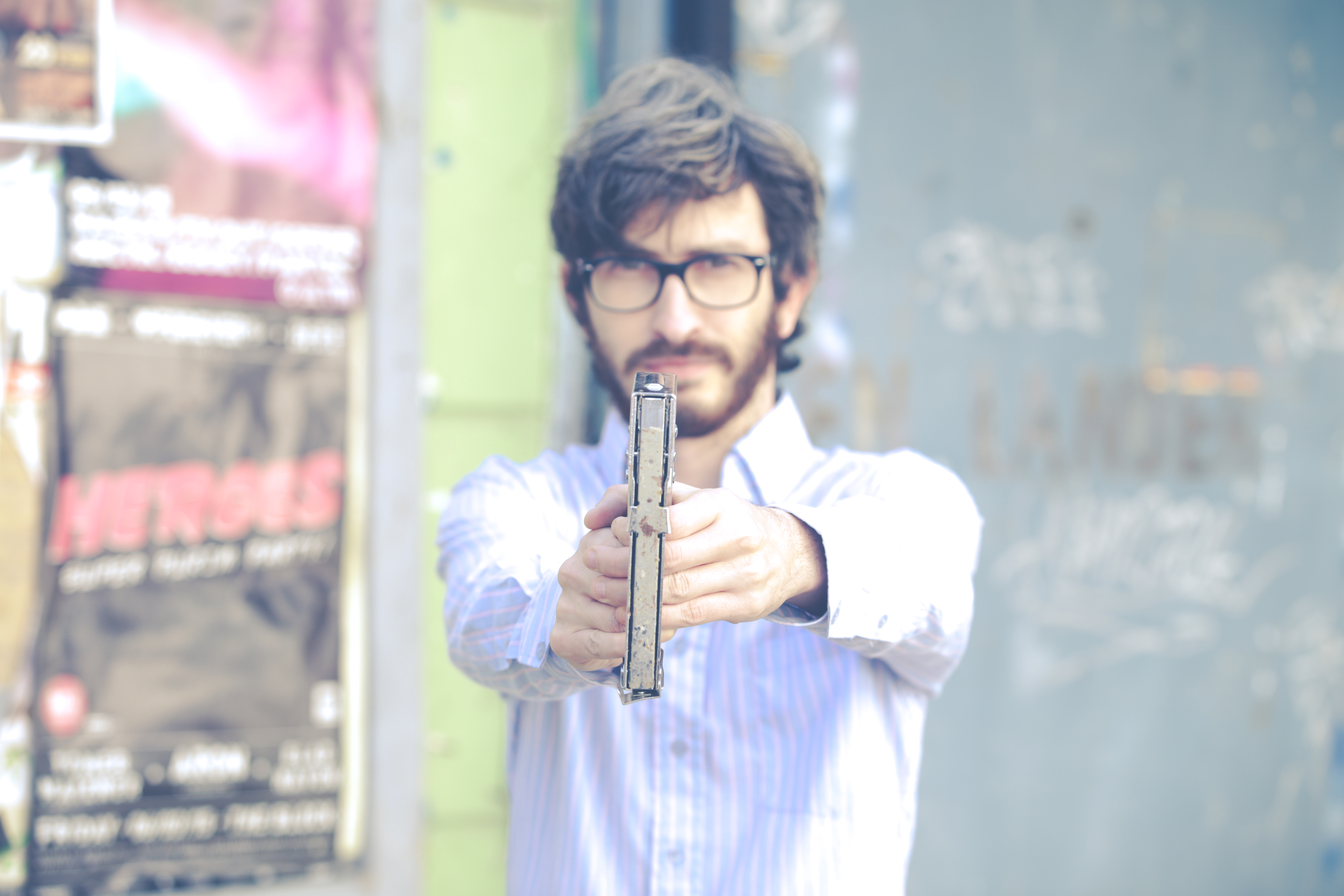Pistola de grapas