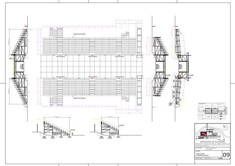 Walkway Sections