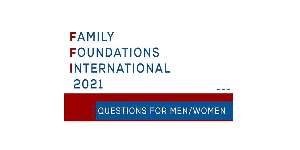 FFI - Questions for Men/Women