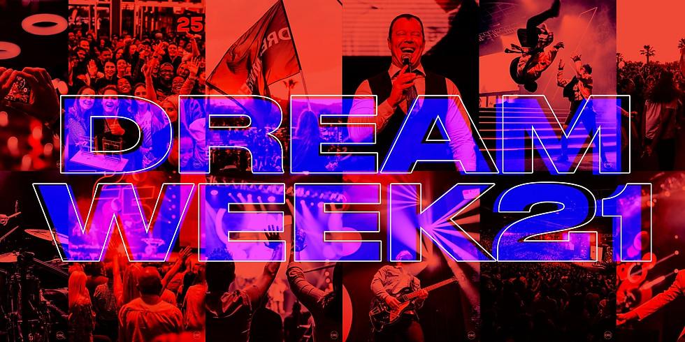 Dreamweek 2021 - Friday Night @ our Church!