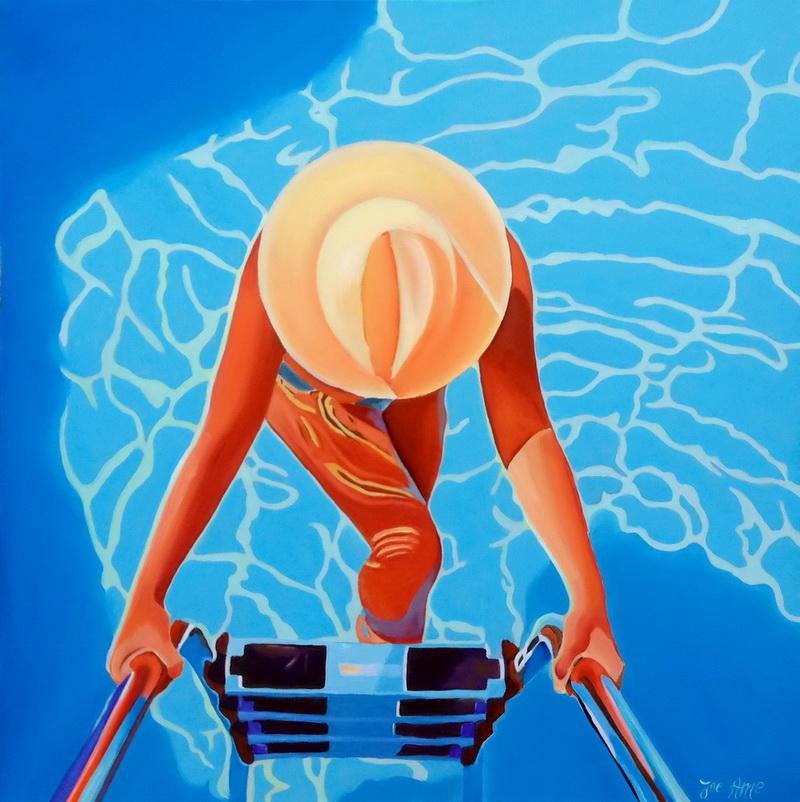 HST 100x100 Swimmin' pool...#191122