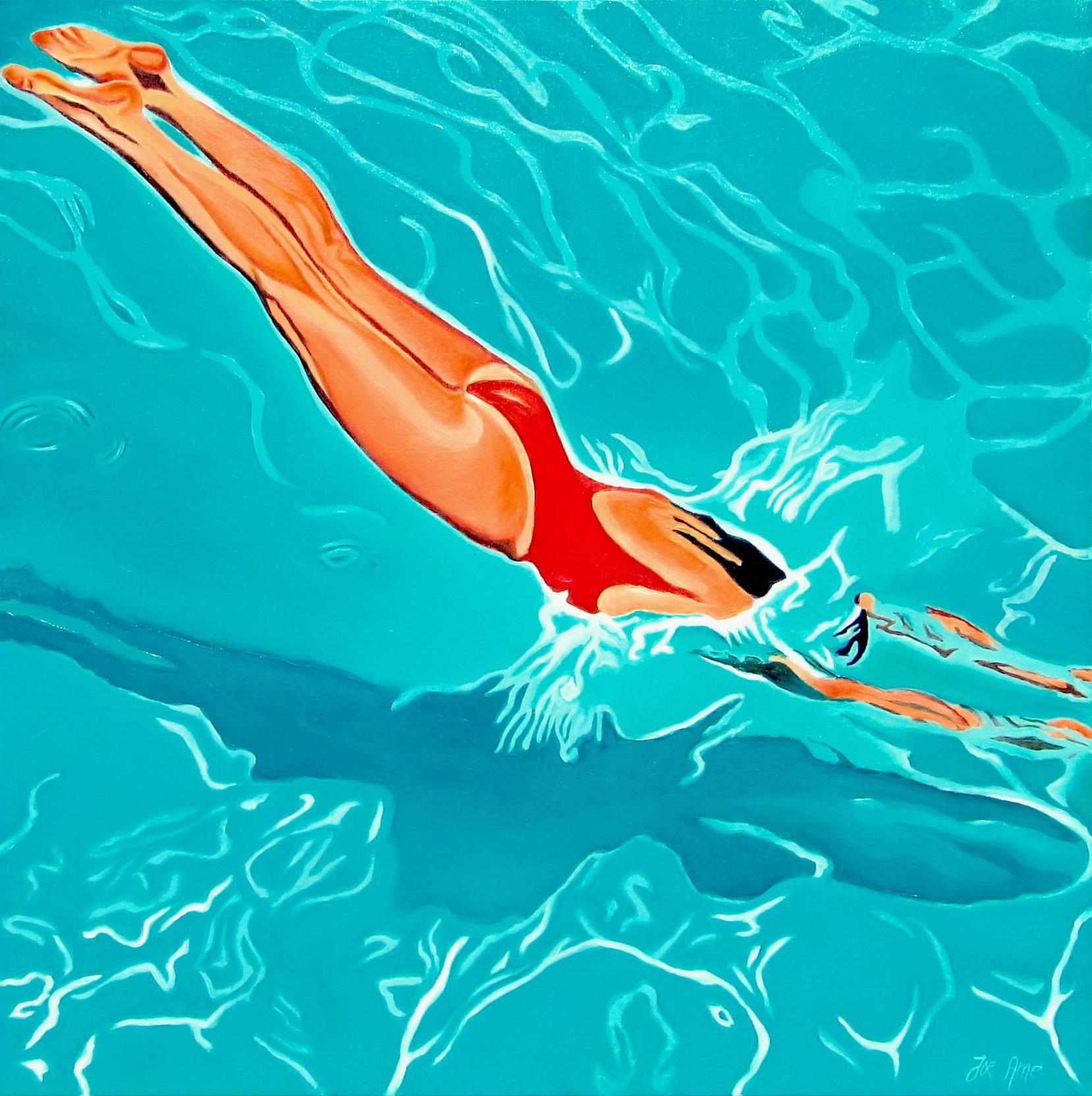 HST 100x100 Swimmin' pool... #170924