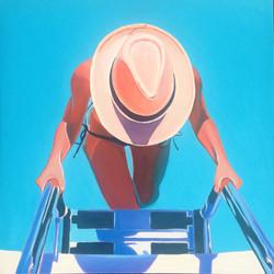 HST 100x100 Swimmin' pool... #200424