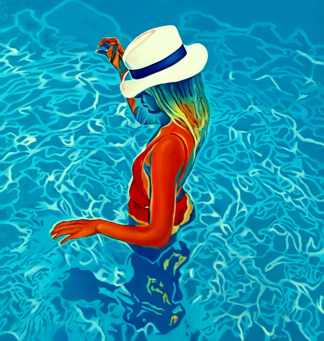 HST 100x100 Swimmin'  pool...