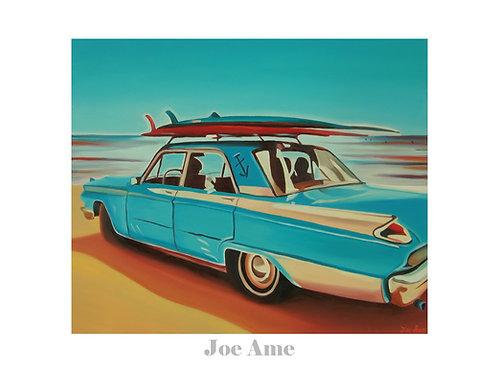 """Poster 70x50cm  """"Surf boyz..."""""""