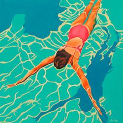 HST 100x100 Swimmin' pool...  #180122