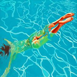 HST 100x100 Swimmin' pool... #170926