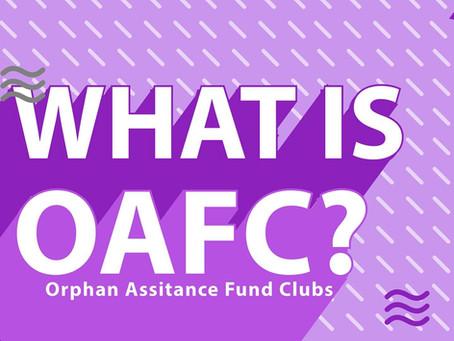 Introducing: OAFC!