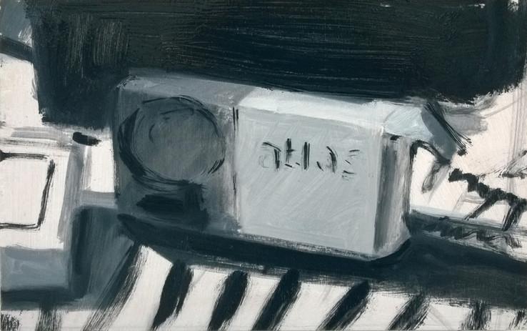 Flashbulb box