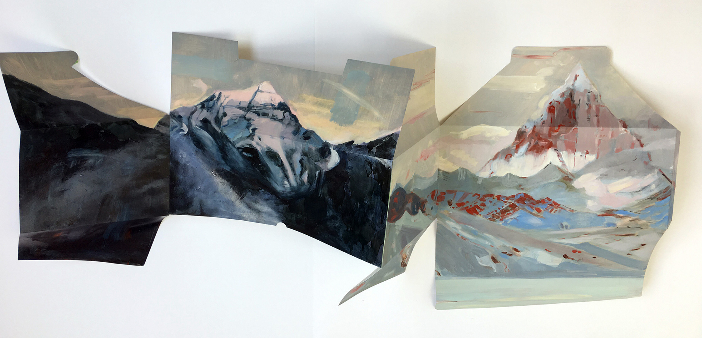 Mountain Package Folded