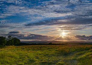Lansallos Sunset