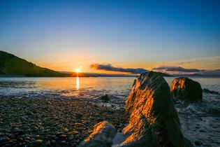Portnadler Bay Rocks