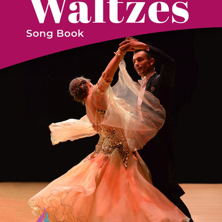 A new book was born - the Waltzes!