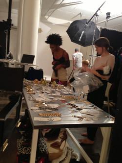 Behind The Scenes Shoot