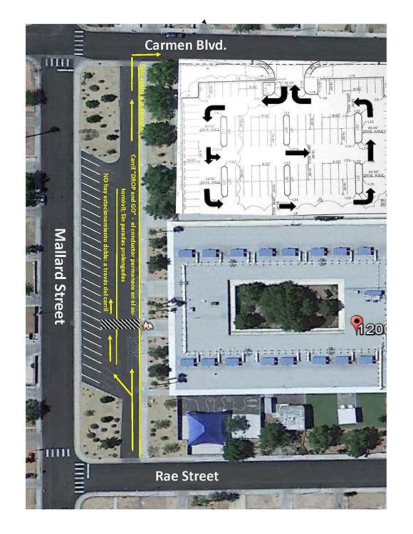 Front parking lot renovation-Spanish.jpg
