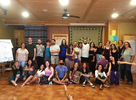 Formação em Espanha - Human Rights for All I Training in Spain
