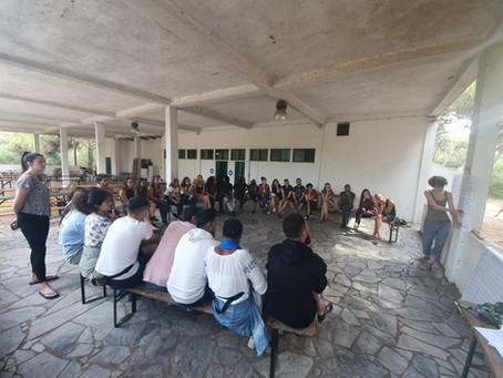 Youth exchange em Portugal - Waves Of Change