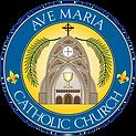 Ave Maria Logo Draft 2 transparent.png