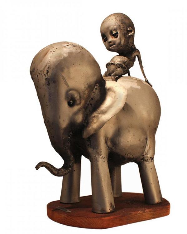 Ganesh 50x25x20cm(vendida,sold)