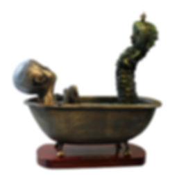 il Mosto de la tina 60x60x25cm vendida (sold)