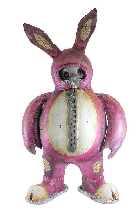 """""""Bunny"""" 70x40x25cm"""