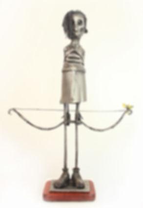 Cazadora (80cmx55cmx20cm)