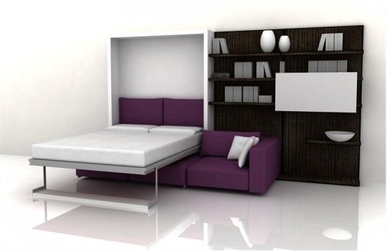 sofa cama oculto
