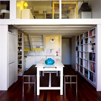 dormitorio original para ahorrar esp