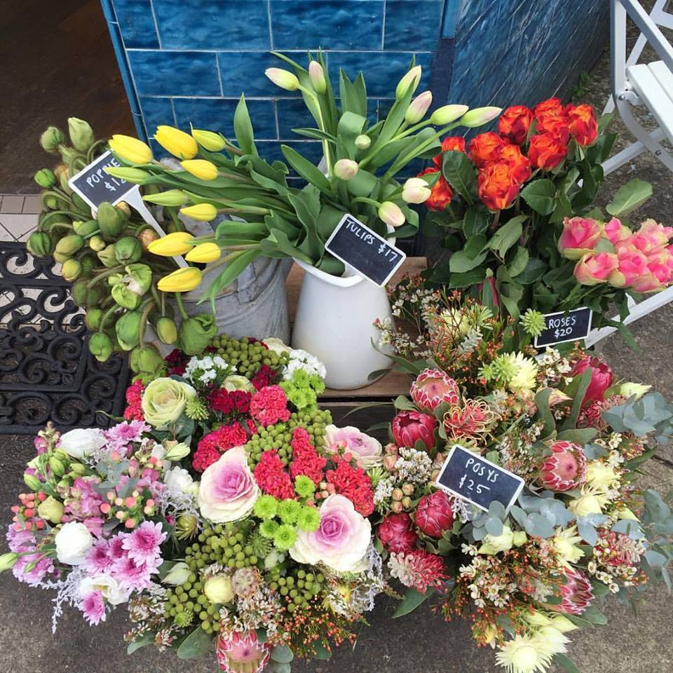 Gorgeous blooms to take home each Friday