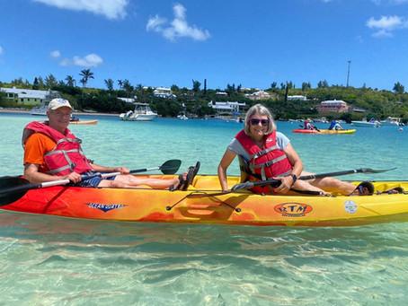 Viking Cruise in Bermuda Post-Covid